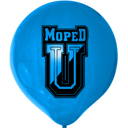 promotional balloons with logo